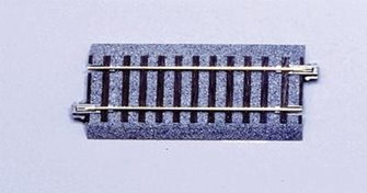 Kato 2-111  Ground Level 94mm Straight Track (2)