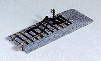 Kato 2-170  Buffer Stop on 109mm Straight Track (2)