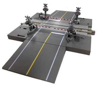 Unitrack American Automatic Level Crossing