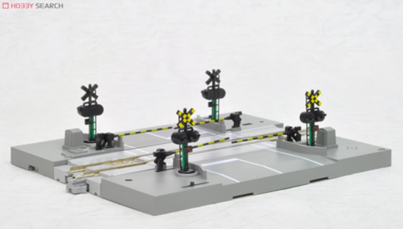 Kato 20-652 Automatic Crossing Gates, Level Crossing