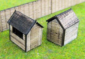Garden Sheds (2) Kit