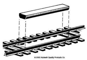 Non Delayed Between the Rails Uncoupler (1pr)