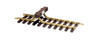 Bent Rail Track Buffer