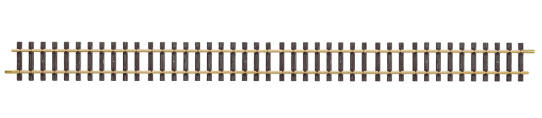 1200mm Straight Track Piece