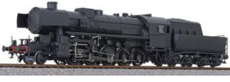 BR 52, Neutral livery black, Ep.II-III
