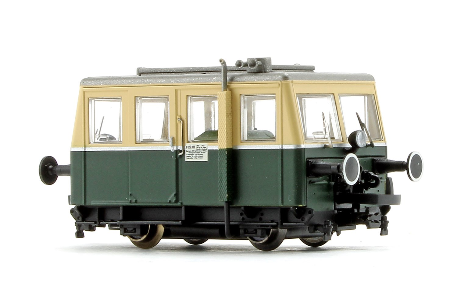 Track Inspection Trolley Locomotive OBB EP X625.033