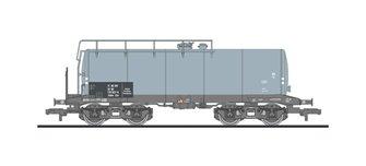 4-axle tank wagon, period III, DR, 480 hl tank