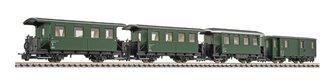 4-unit set,2-axle coach,ÖBB,Ep.III-IV,add. to L340505