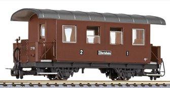 2-axle coach, AB1, Zillertalbahn, Ep.III