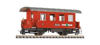"""2-axle coach, B 24, """"Gemeinde Strass"""", Zillertalbahn, Ep.VI"""