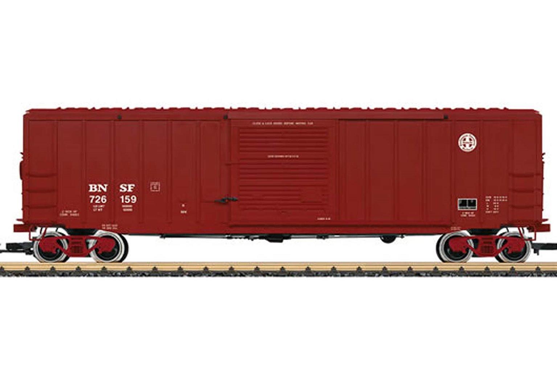 LGB MNJ Box Wagon Ep V Version 2