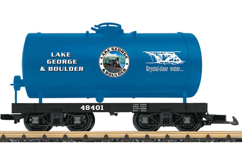 LGB Tanker Wagon Lake George & Boulder