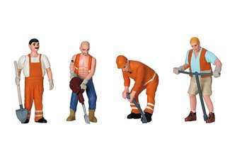 L53003 WORKER FIGURE SET