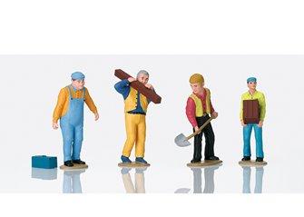 L53005 Worker Figure Set