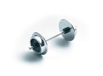 FRR Wheel Sets, Metal - 2 pieces