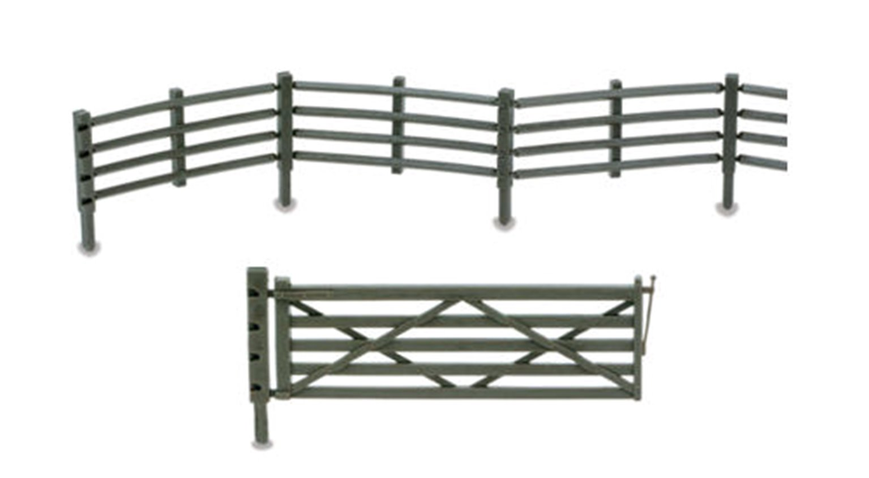 Peco LK-743 Flexible Field Fencing & Gates