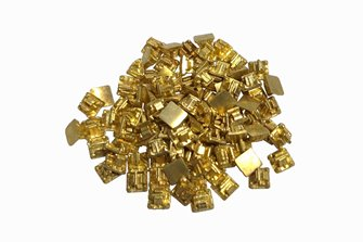 Legacy Models – 100x Super-High Quality Brass Chairs (4mm scale)
