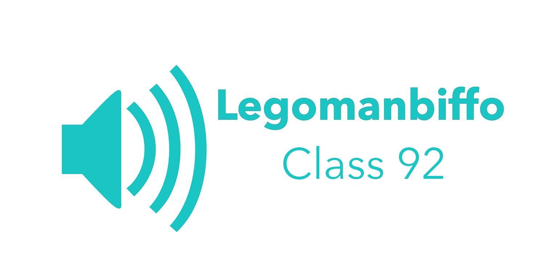 LEGOMANBIFFO REBLOW SERVICE FOR ESU DECODERS CLASS 92