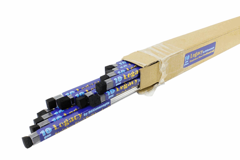 Rail (Bullhead)  4mm Scale (Stainless Steel) L=960mm (120 Pack)