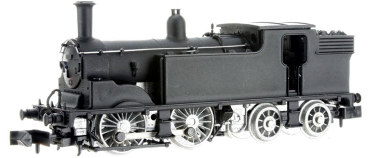 M7 0-4-4 British Railways Lined Black 30248