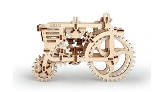 Mechanical model Tractor