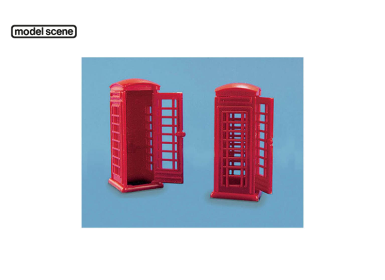 Modelscene 5006 Telephone Kiosks