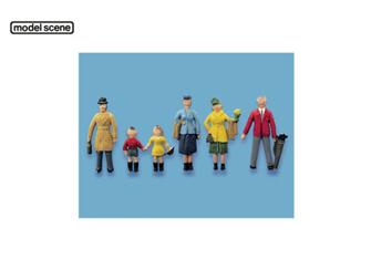 Passengers, Standing, Set A