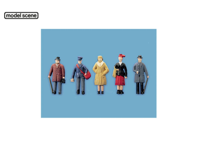 Passengers Standing, Set B