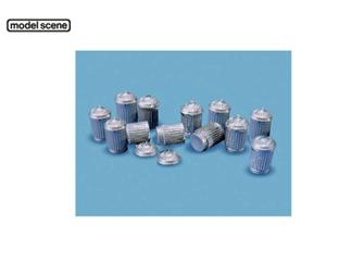 Modelscene 5083 Dustbins
