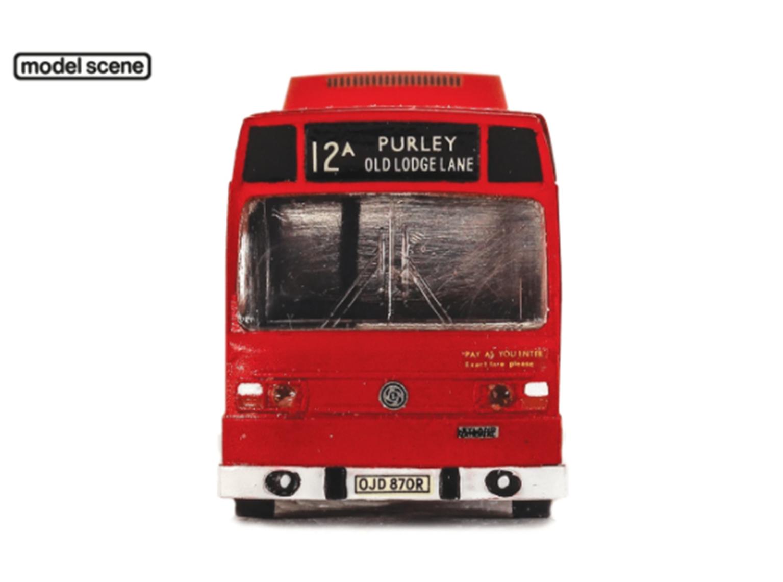 Leyland National Single Deck Bus London Transport Kit