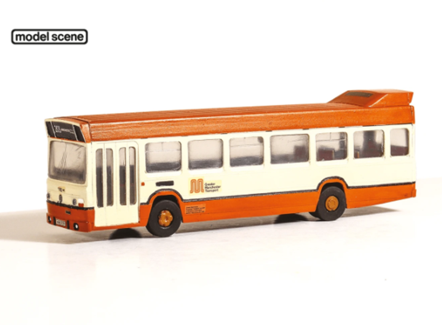 Leyland National Single Decker Bus, Greater Manchester