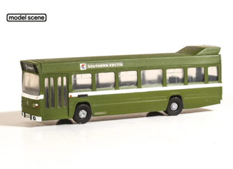 Leyland National Single Decker Bus, Green Vari-kit