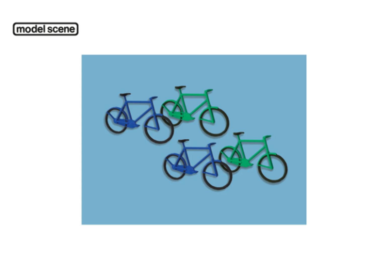 Modelscene 5189 Bicycles
