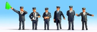 Figures - British Railway Staff