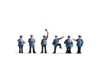 Station Staff (6) Figure Set