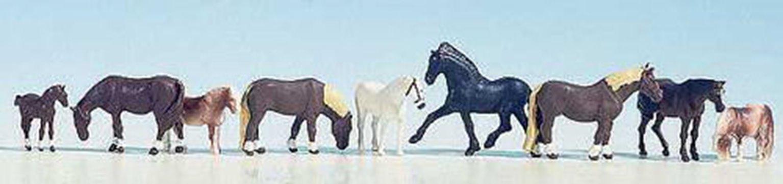 Figures - Horses (9)