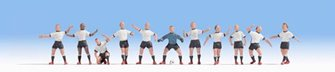 Figures - Germany Football Team (11) Set