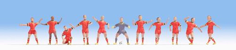 Figures - Belgium Football Team (11) Set