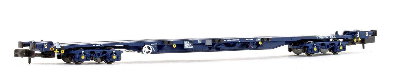 KFA Container Flat Wagon Tiphook VNH-1 Bogies #93301