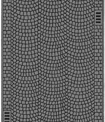 Cobbled Pavement 1m x 40mm