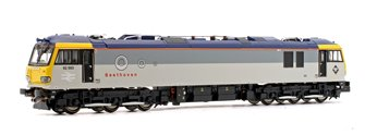 Class 92 92003 Beethoven Railfreight Grey
