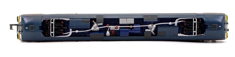 Class 92 023 Caledonian Sleeper Electric Locomotive