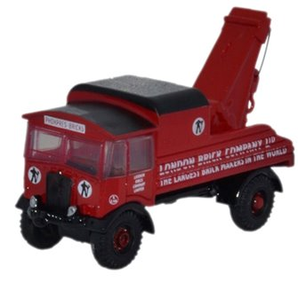 Oxford Diecast NAEC004 AEC Matador London Brick Company