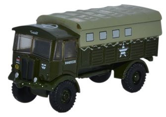 Oxford Diecast NAEC008 AEC Mattador Royal Artillery France