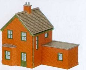 Brick Built Type Station House