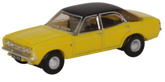 Cortina MkIII Daytona Yellow