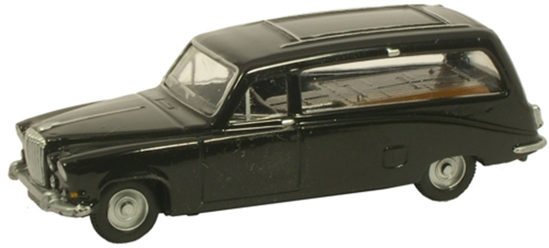 Black Hearse Daimler DS420