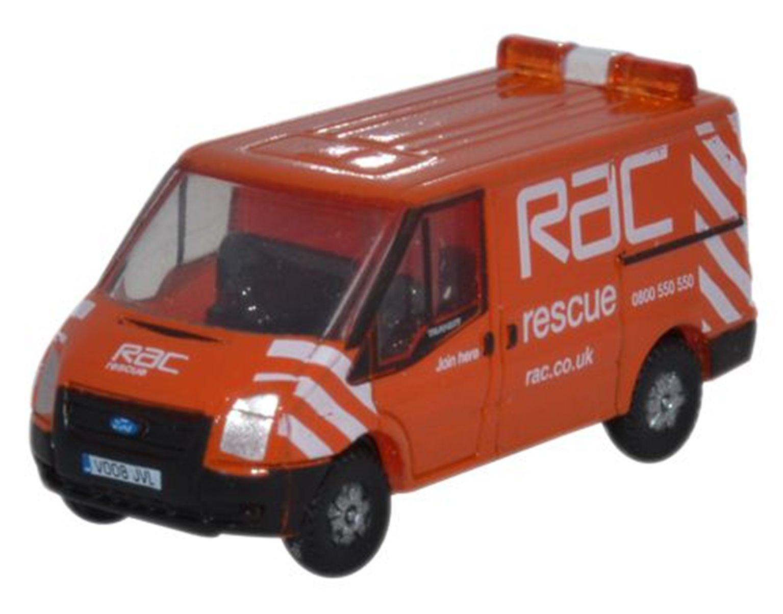 Oxford Diecast NFT003 RAC Ford Transit Van
