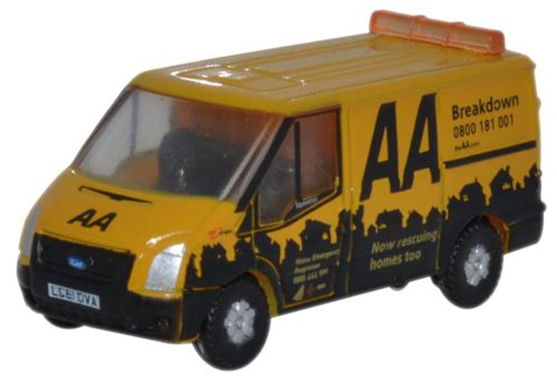 Oxford Diecast NFT016 Ford Transit AA