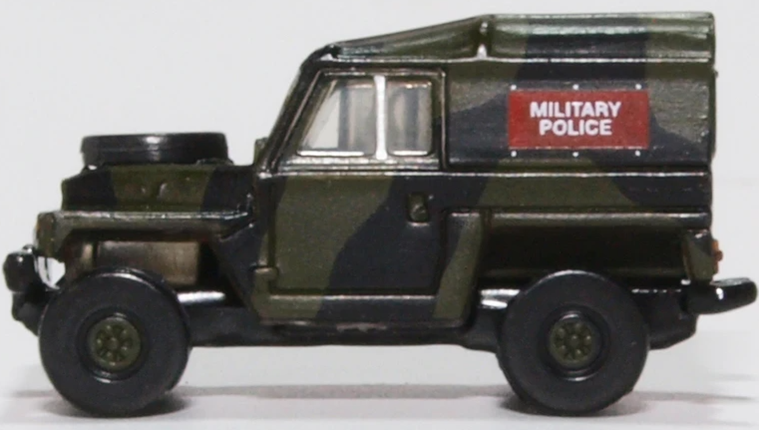 Land Rover Lightweight Military Police